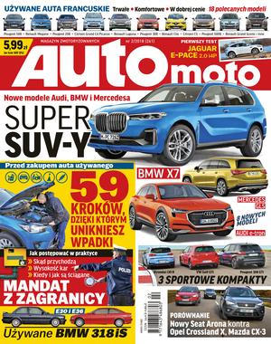 """""""Auto Moto"""" 2/2018 /Auto Moto"""