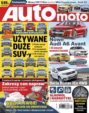 """""""Auto Moto"""" 3/2018 /Auto Moto"""