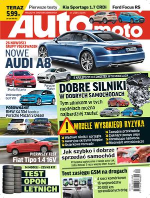 """""""Auto Moto"""" 4/2016 /Auto Moto"""