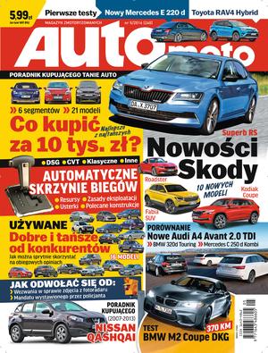 """""""Auto Moto"""" 5/2016 /Auto Moto"""