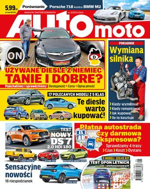"""""""Auto Moto"""" 5/2018 /Auto Moto"""