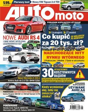 """Auto Moto"" 6/2016 /Motor"
