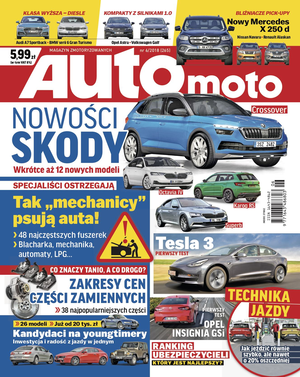 """""""Auto Moto"""" 6/2018 /Auto Moto"""
