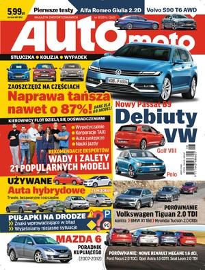 """""""Auto Moto"""" 8/2016 /Auto Moto"""