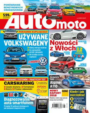 """""""Auto Moto"""" 8/2018 /Auto Moto"""