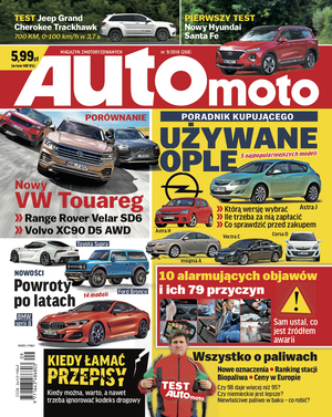 """""""Auto Moto 9/2018 /Auto Moto"""