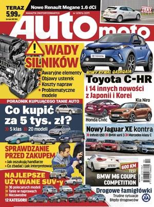 """""""Auto Moto"""" nr 2/2016 /Auto Moto"""