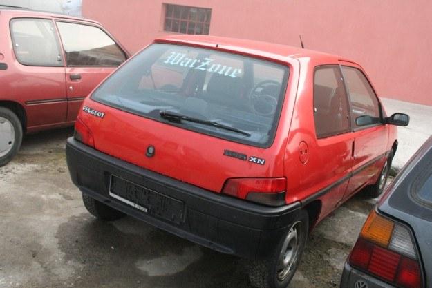 Auto nie wygląda gorzej niż inne, jeżdżące po drogach /INTERIA.PL