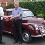 Auto odsprzedał po 42 latach