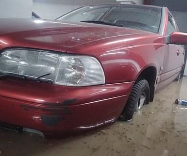 Auto po zalaniu. Czy ratowanie ma sens?
