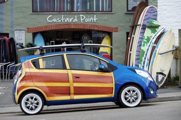 Auto przygotował brytyjski oddział Chevroleta /