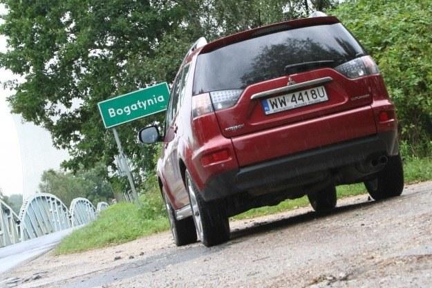 Auto służy jako wóz redakcyjny /INTERIA.PL