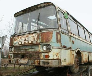 Autobus, którego nie ma już od lat! Film