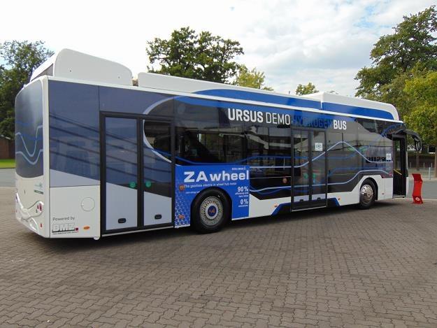 Autobus Ursusa fot. ilustracyjna /Informacja prasowa