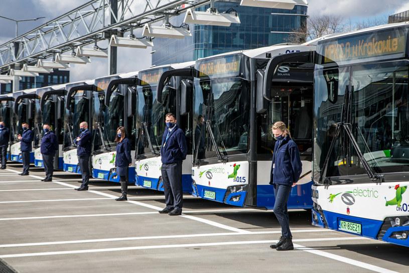 Autobus w Krakowie tylko dla zaszczepionych - tego chce krakowski radny Łukasz Wantuch /Jan Graczynski/East News /East News
