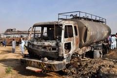Autobus zderzył się z cysterną w Pakistanie. Zginęło co najmniej 57 osób