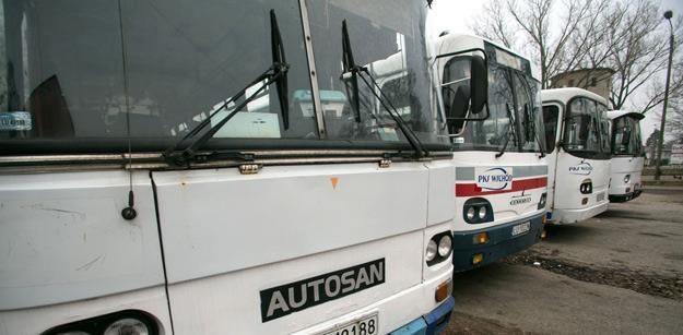 Autobusy PKS Ostróda rocznie przewożą 3 mln podróżnych. Fot. Tomasz Rytych /Reporter