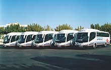 Autobusy Volvo Irizar /INTERIA.PL