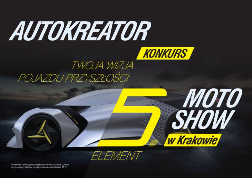 Autokreator 2018 /MotoShow /materiały prasowe
