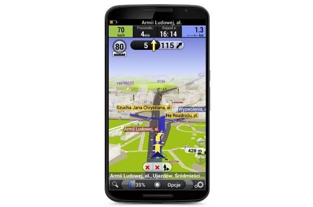 AutoMapa 3.0 - nowa wersja w Google Play /materiały prasowe