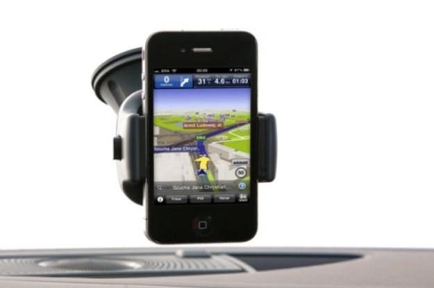 AutoMapa dla iPhone'a - to już oficjalne /materiały prasowe
