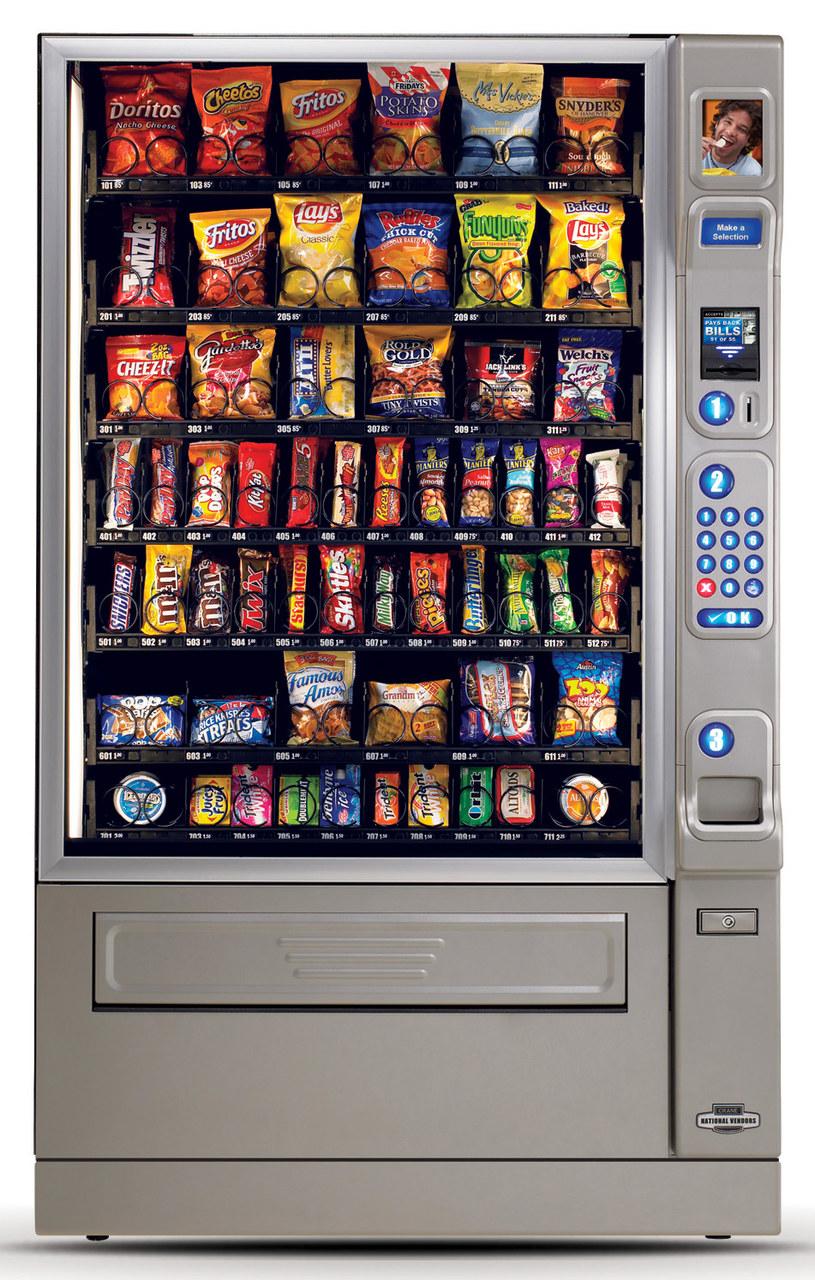 automat z jedzeniem /© Photogenica