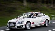 Autonomiczne Audi A7 przejawia... kompetencje społeczne