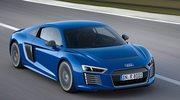 Autonomiczne Audi R8 e-tron