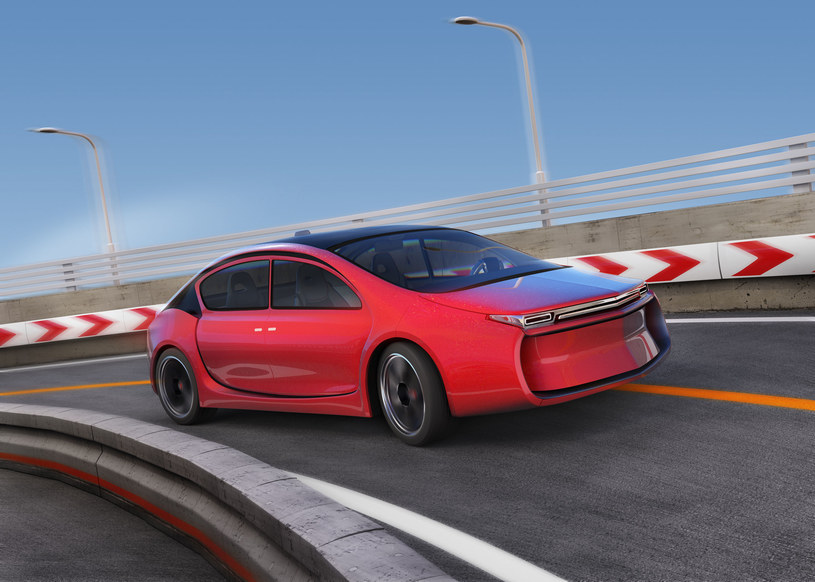 Autonomiczne samochody to przyszłość motoryzacji /123RF/PICSEL