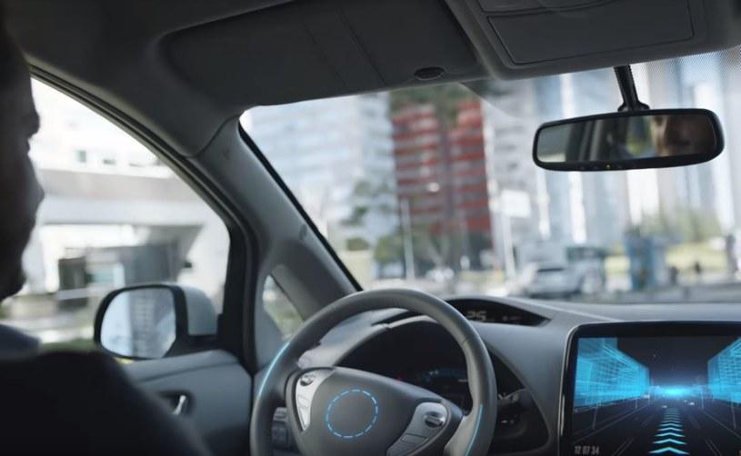 Autonomiczne samochody to według Intela przyszłość motoryzacji /YouTube /Internet