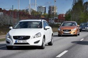 Autonomiczne samochody Volvo od 2014 r.