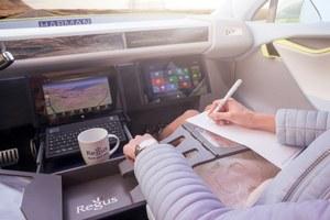 Autonomiczny samochód będzie biurem na kołach