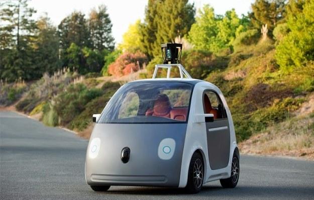 Autonomiczny samochód Google.  Fot.googleblog.blogspot.com /materiały prasowe