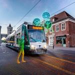 Autonomiczny tramwaj w Poczdamie