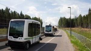 Autonomiczny transport miejski na ulicach holenderskich miast
