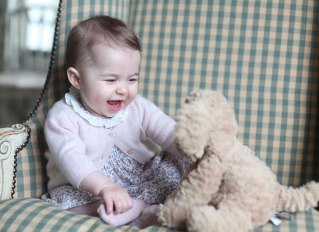Autorką zdjęć, opublikowanych na Twitterze, jest księżna Katarzyna /THE DUCHESS OF CAMBRIDGE HANDOUT /PAP