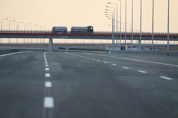 Autostrada A1 wkrótce będzie dłuższa / Fot: Łukasz Jóźwiak /Reporter