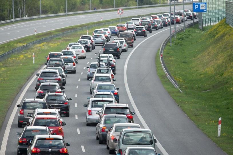 Autostrada A1; zdj. ilustracyjne /Łukasz Piecyk /Reporter