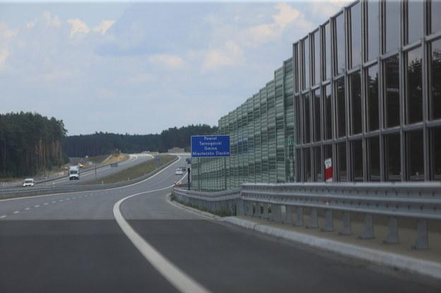 Autostrada A1; zdj. ilustracyjne /MARZENA BUGALA- AZARKO / POLSKA PRESS/Polska Press/East News /East News