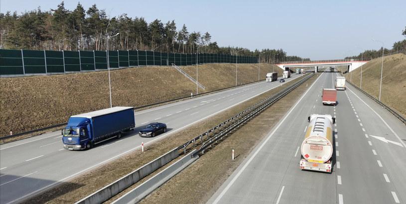 Autostrada A1 / zdjęcie ilustracyjne /ANDRZEJ ZBRANIECKI /East News