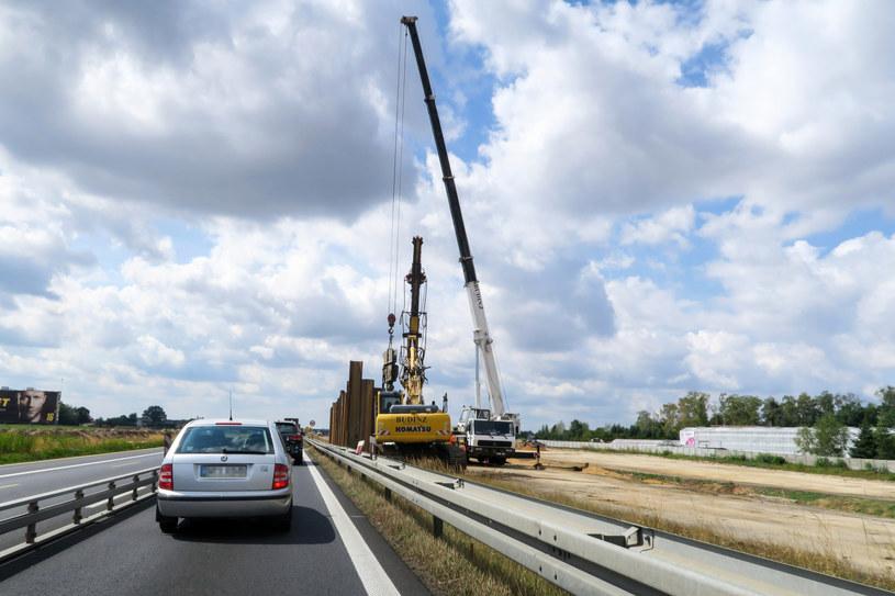 Autostrada A1 /Tomasz Kawka /East News