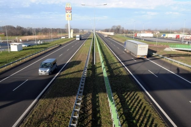 Autostrada A2 / Fot. Łukasz Szeląg /Agencja SE/East News