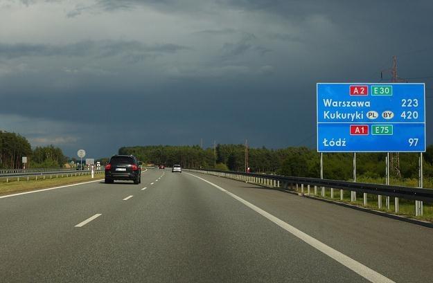 Autostrada A2 jest o 30 m za krótka / Fot: Stanisław Kowalczuk /East News