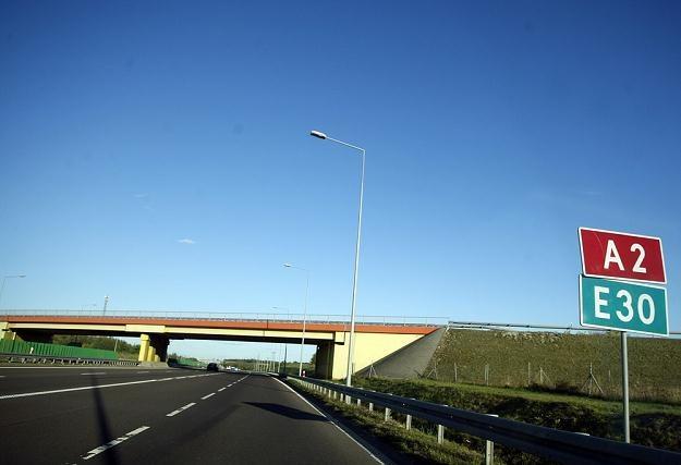 Autostrada A2 wreszcie praktycznie jest gotowa / Fot: Adam Guz /Reporter
