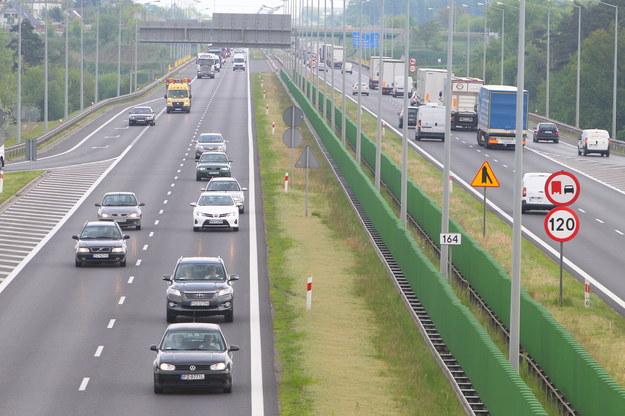 Autostrada A2, zdj. ilustracyjne /GRZEGORZ DEMBINSKI/POLSKA PRESS /East News