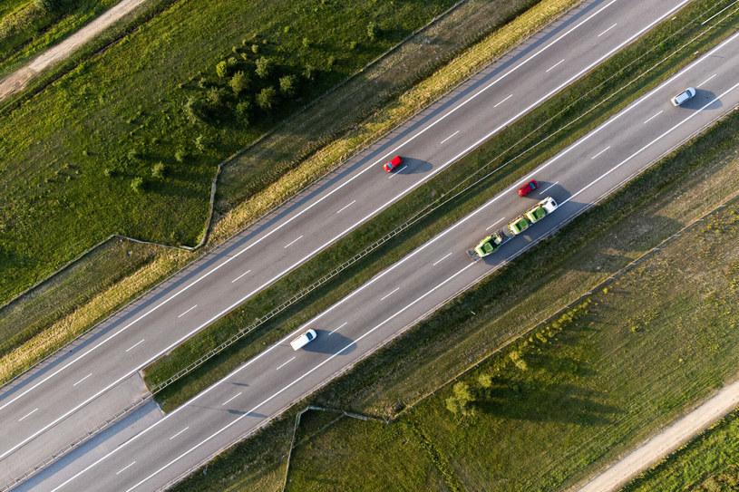 Autostrada A2; zdj. ilustracyjne /Mateusz Grochocki /East News