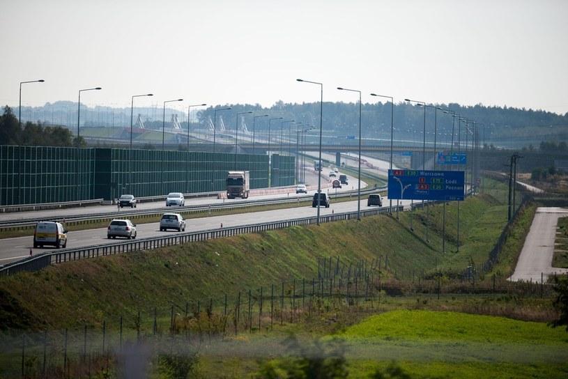 Autostrada A2, zdjęcie ilustracyjne /Piotr Kamionka /Reporter
