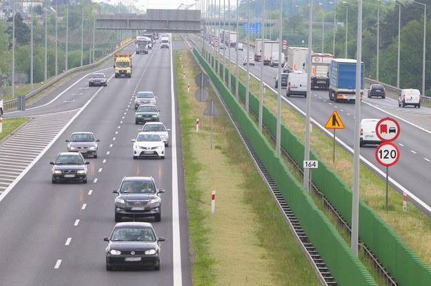 Autostrada A2, zdjęcie ilustracyjne /GRZEGORZ DEMBINSKI/POLSKA PRESS /East News