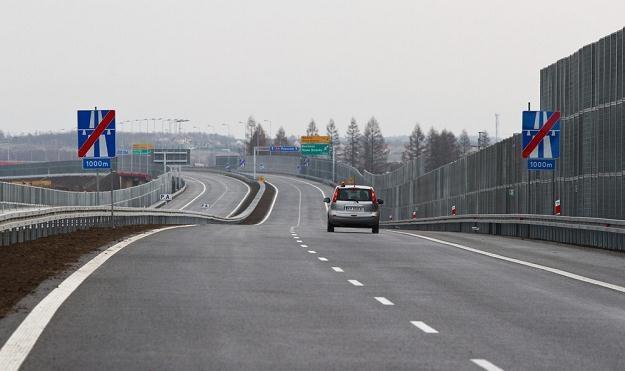Autostrada A4 ma nowy odcinek o długości 18 km / Fot: Jan Graczyński /East News