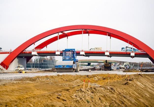 Autostrada A4 rodzi się w bólach / Fot: Piotr Tracz /Reporter